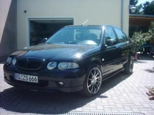 MG Rover ZS 180